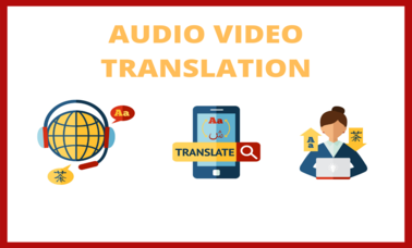 Audio Video Translation Services