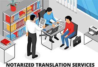 Notarized Translation Services