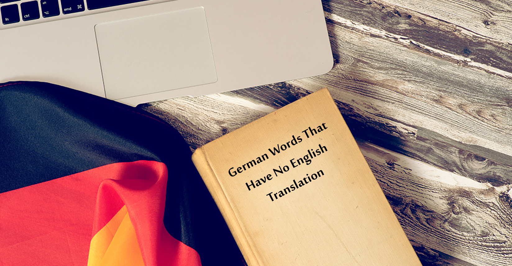 German Words That Has No English Translation