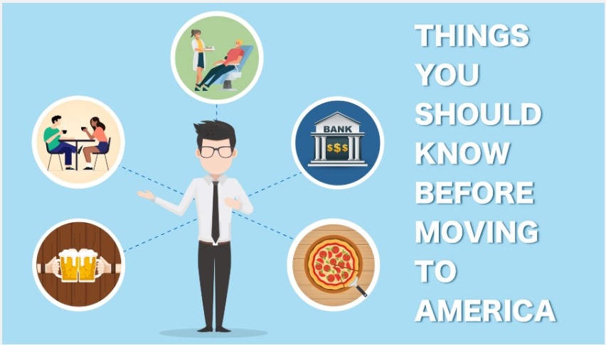 things you should Know before moving to america